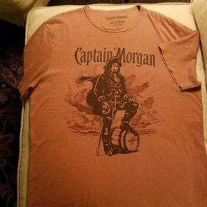Luck Brand,  Captain Morgan Size L